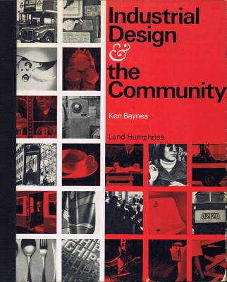Industrial Design & the Community book cover