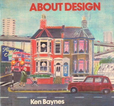 About Design book cover