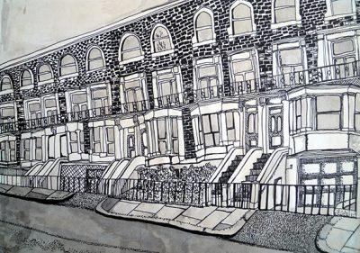 London Streetscape