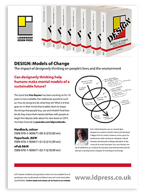 Design Models of Change Poster